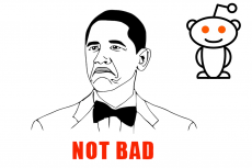 """""""Not bad"""" – meme internetowe. Ta mina Baracka Obamy została uchwycona podczas jego wizyty w Pałacu Buckingham, zrobiła furorę w sieci i została w niej jako popularne meme."""