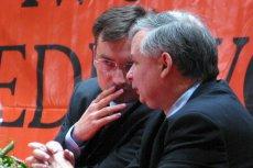 Zbigniew Ziobro w programie Tomasza Lisa sprzed lat zapewniał, że będzie ścigał korupcję niezależnie od barw politycznych, także w swojej partii.
