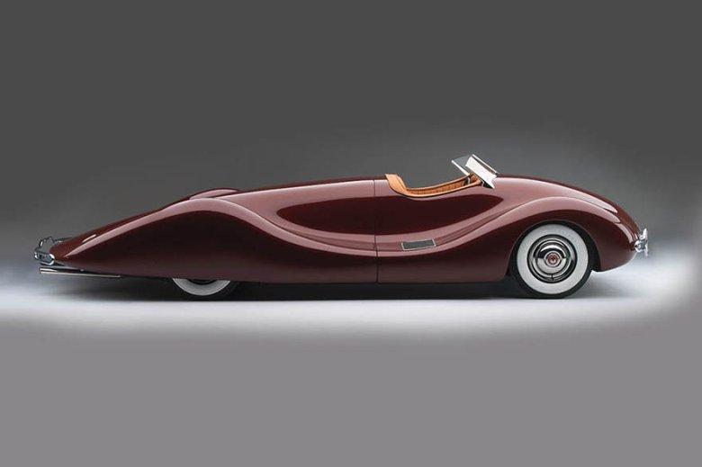 Buick Streamliner, 1948. Materiały prasowe [url=http://www.high.org/] High Museum of Art [/url]