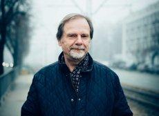Fotoreporter Chris Niedenthal w Warszawie