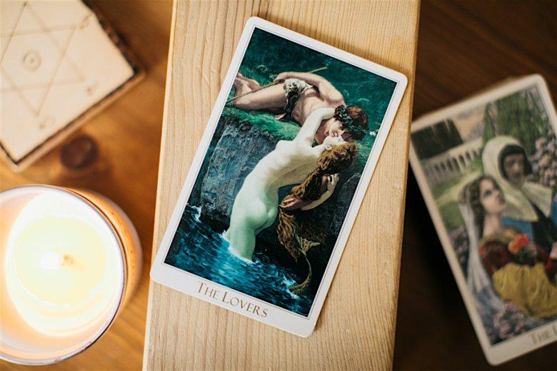 Tarot – karta kochankowie
