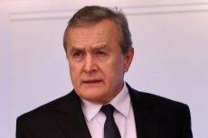 Minister kultury Piotr Gliński na razie nie zrealizuje swojego pomysłu połączenia gdańskich muzeów