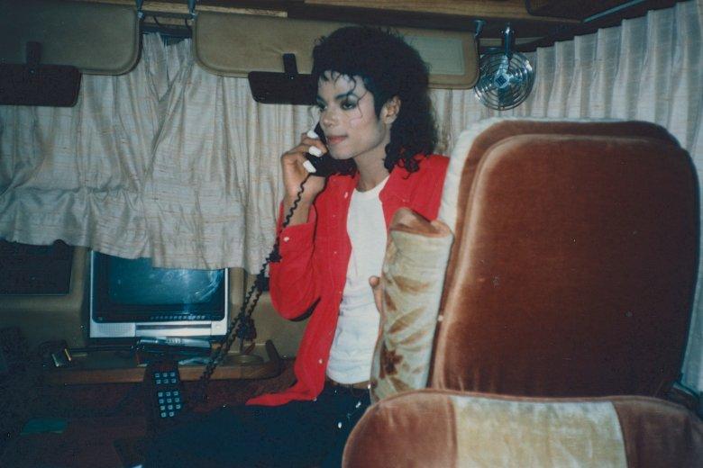 MJ na trasie