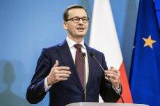 """Mateusz Morawiecki trzeci raz z rzędu został Człowiekiem Roku """"Gazety Polskiej""""."""