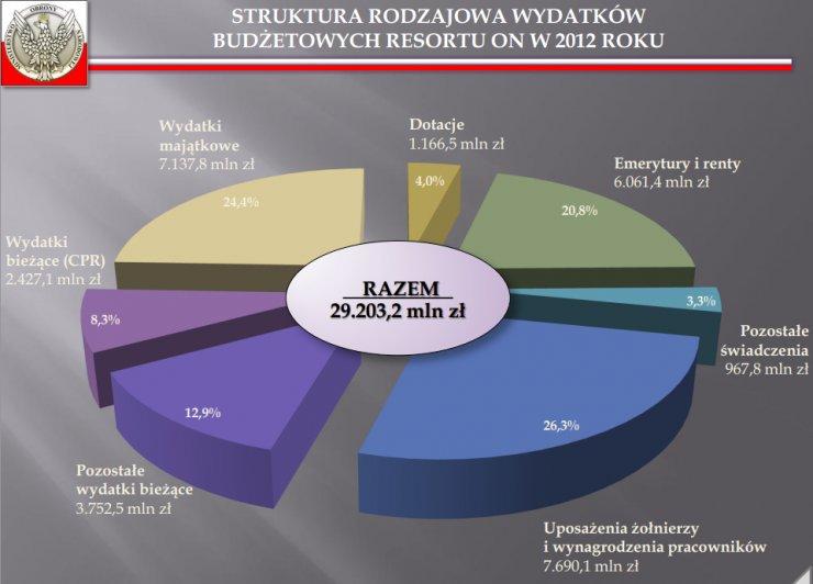 Ile pieniędzy Polska wydaje na wojsko?