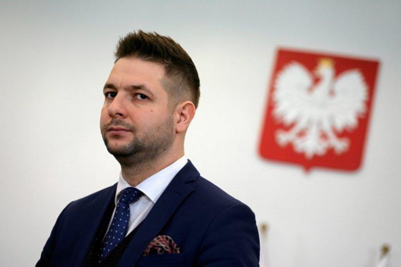 """""""Wiem, o co walczę"""". Patryk Jaki nie zwalnia tempa kampanii wyborczej na prezydenta Warszawy."""