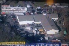 Strzelanina w Newtown w USA. Nie żyje co najmniej 20 osób.