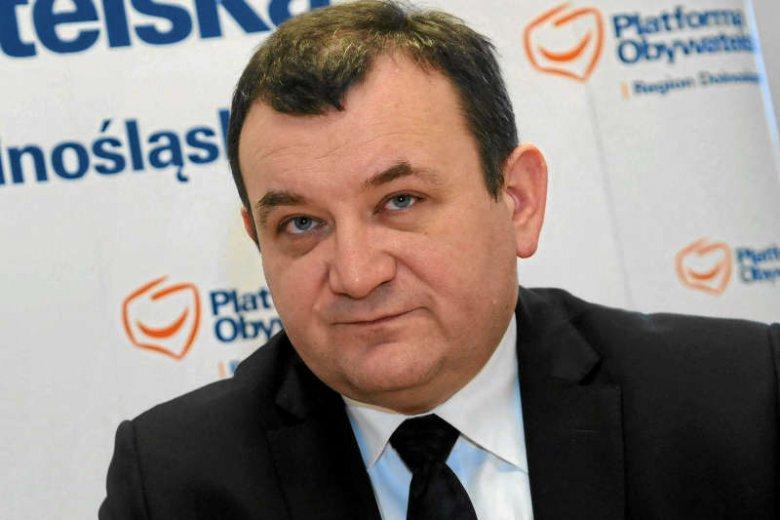 """""""Wprost"""" opublikowało kolejne nagrania, tym razem z wiceministrem środowiska Stanisław Gawłowskim (na zdjęciu) z lobbystą Piotrem Wawrzynowiczem"""