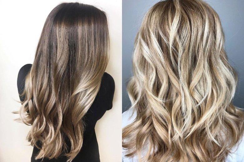 Koloryzacja blonde roast to hit w koloryzacji włosów 2018. Sprawdzi się zarówno u blondynek, jak i szatynek