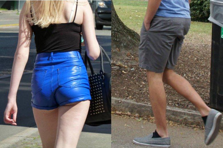 Jak schudnąć na nogach u facet