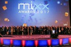 Gala MIXX Awards 2017 organizowana przez IAB. Nagrody dla najlepszych reklam w digitalu rozdane.