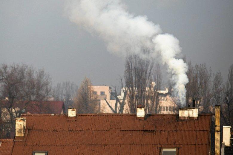 O czystość powietrza musimy dbać wszyscy.