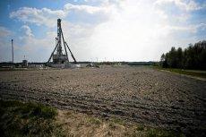 Grzebowilk, baza wydobywania gazu łupkowego