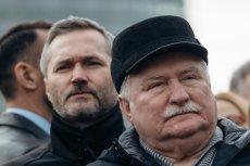 Lech Wałęsa wciąż chodzi na niedzielne msze do kościoła.