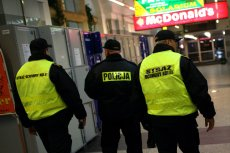 Policja zatrzymała 31-latka, który znieważył Boliwijczyka – pracownika ochrony dworca