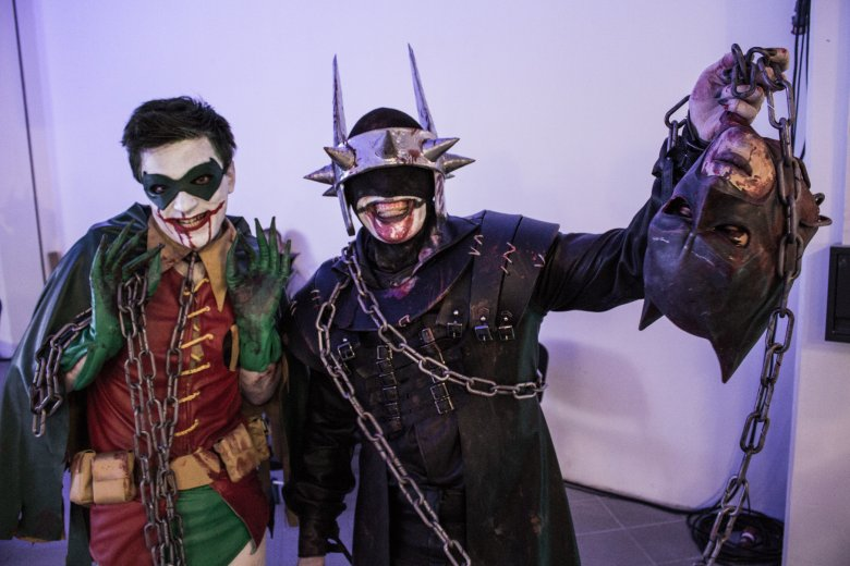 Na Warsaw Comic Con nie wypada się pokazać w mało profesjonalnym przebraniu. Niektóre cosplaye robią piorunujące wrażenie!