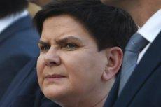 """Beata Szydło nerwowo zareagowała na publikacje """"Super Expressu"""" dotyczące pobytów w luksusowym hotelu w Strasburgu."""