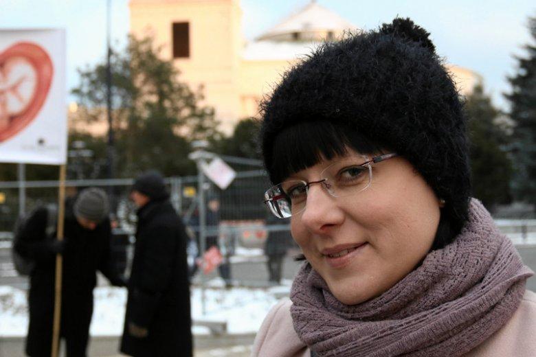 Kaja Godek nie wystąpiła na Dniach Bioetycznych w Bydgoszczy, aktywistka trafiła do szpitala.