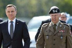 Generał Mirosław Różański do grudnia 2016 roku był dowódcą generalnym rodzajów sił zbrojnych.