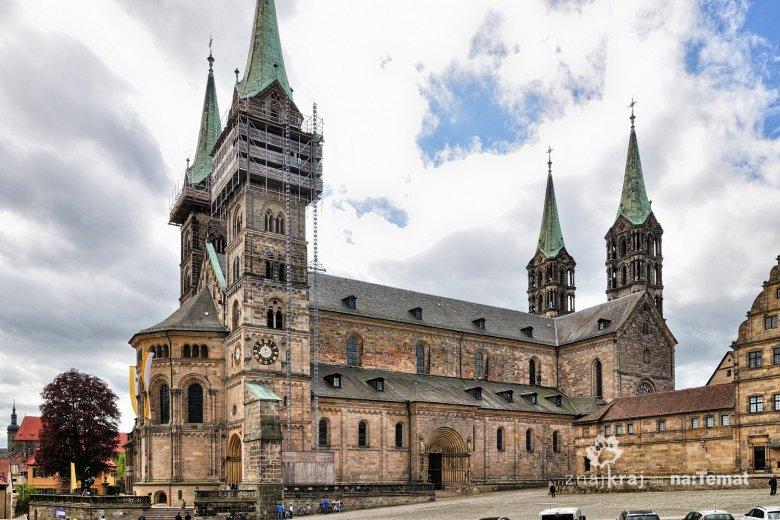 Archikatedra św. Piotra i św. Jerzego na Starym Mieście w Bambergu