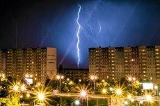 W najbliższych dniach mogą pojawić się burze i burze z gradem w większości kraju.