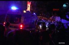 Aż 50 osób zginęło w zamachu bombowym na weselu w Turcji.