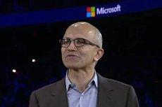 CEO Microsoftu Satya Nadella przyznaje, że piractwo czasem napędzało ich biznes?