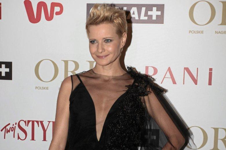 Małgorzata Kożuchowska uchodzi za jedną z najlepiej ubranych aktorek