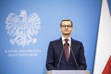 Mateusz Morawiecki mówił o swoim wzruszeniu. Chodziło o spotkanie z uchodźcami.