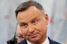 Andrzej Duda pogratulował prawdopodobnemu zwycięzcy wyborów prezydenckich na Ukrainie Wołodymorowi Zełenskiemu już po ogłoszeniu sondażowych wyników exit poll.