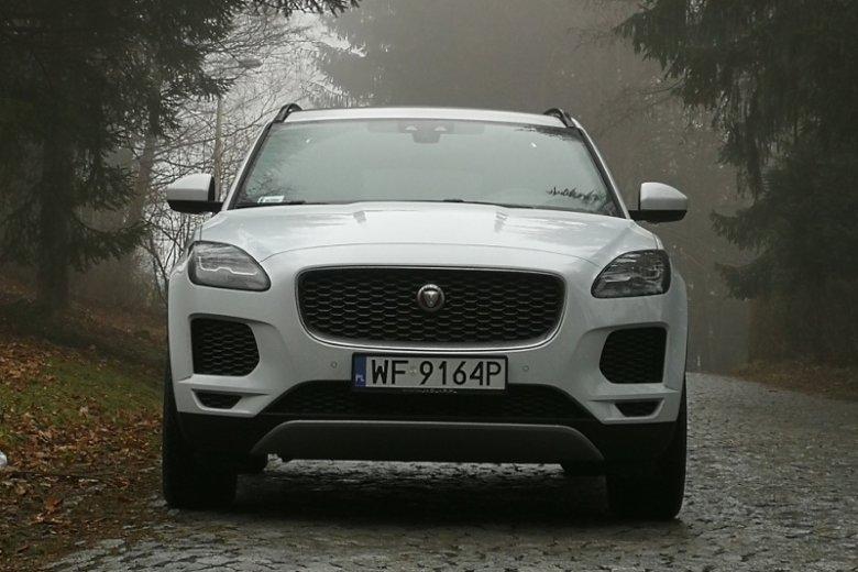 E-Pace jest najnowszym modelem w gamie Jaguara.