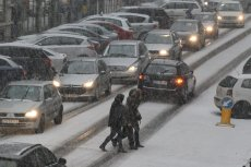 Na śnieg będzie można liczyć na wschodzie Polski. I to nie na długo.