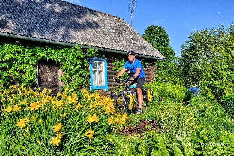 Na rowerze po Łotwie