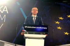 Mateusz Morawiecki wystąpił na konwencji PiS w Bydgoszczy