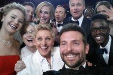 """""""Selfie"""" Ellen DeGeneres z gali oscarowej 2014 pobiło rekord udostępnień na Twitterze"""