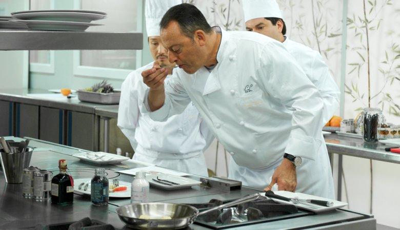 Spotyka się z blogiem szefa kuchni