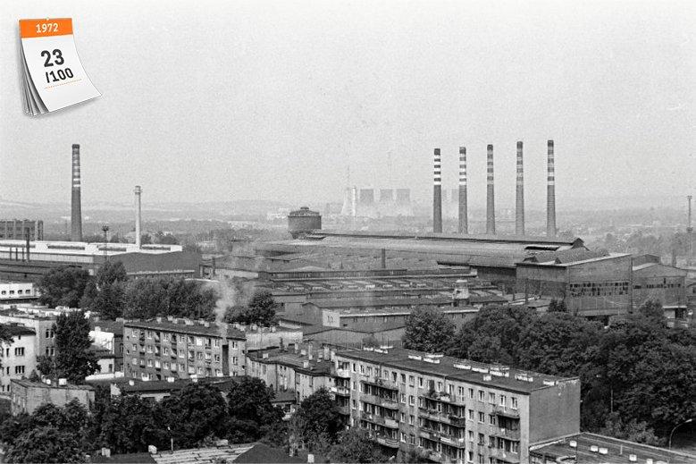 Huta Katowice miała być sztandarową inwestycją okresu gierkowskiego