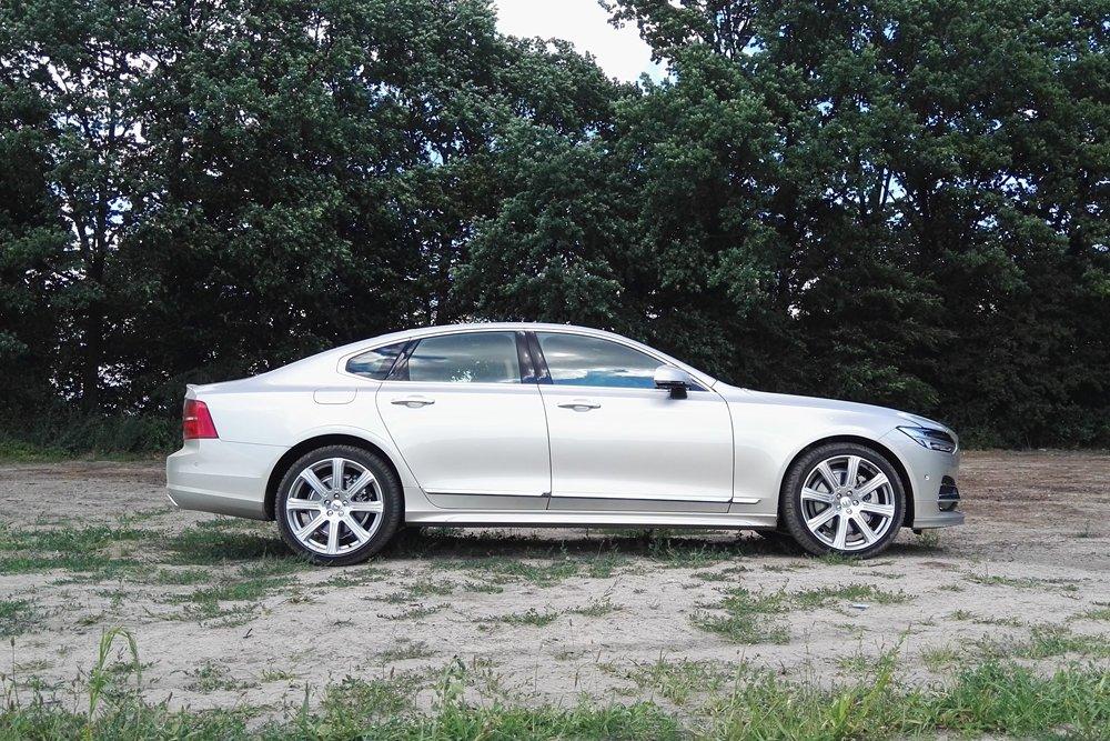 Volvo S90 to obok V90 najważniejsza premiera Volvo w tym roku.