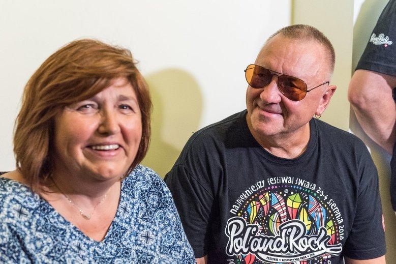 Lidia Niedźwiedzka-Owsiak wyznała, że jej związek z Jurkiem Owsiakiem wcale nie jest różowy