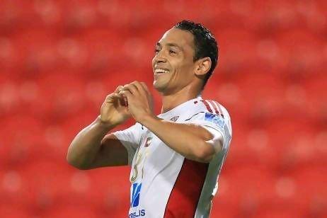 Ricardo Oliveira - najlepszy strzelec Al Jaziry