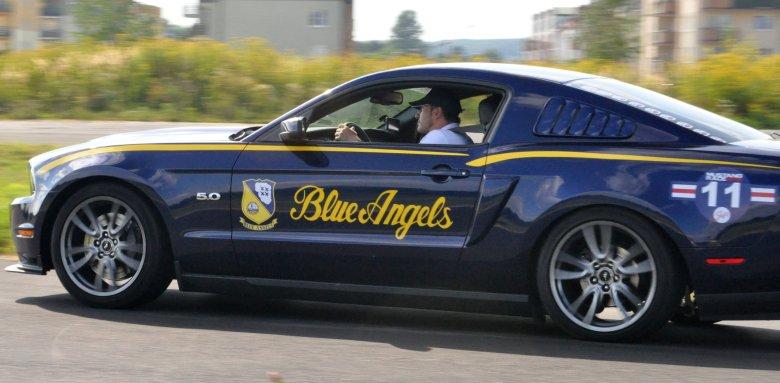 Mustang Race 2013, fot. Anna Zambrzycka