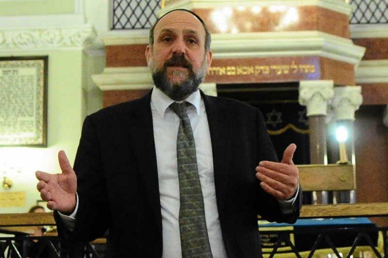Naczelny rabin Polski Michael Schudrich grozi odejściem. Wszystko przez zakaz uboju rytualnego