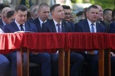 Pielgrzymka mężczyzn do Sanktuarium Matki Bożej Piekarskiej z udziałem prezydenta Andrzeja Dudy
