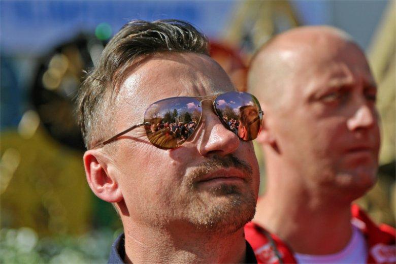 Adam Małysz obronił pracę licencjacką. Po obronie powiedział, że to był jego największy stres w życiu.