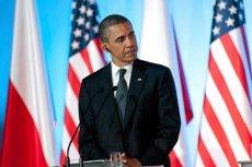Barack Obama w Polsce.