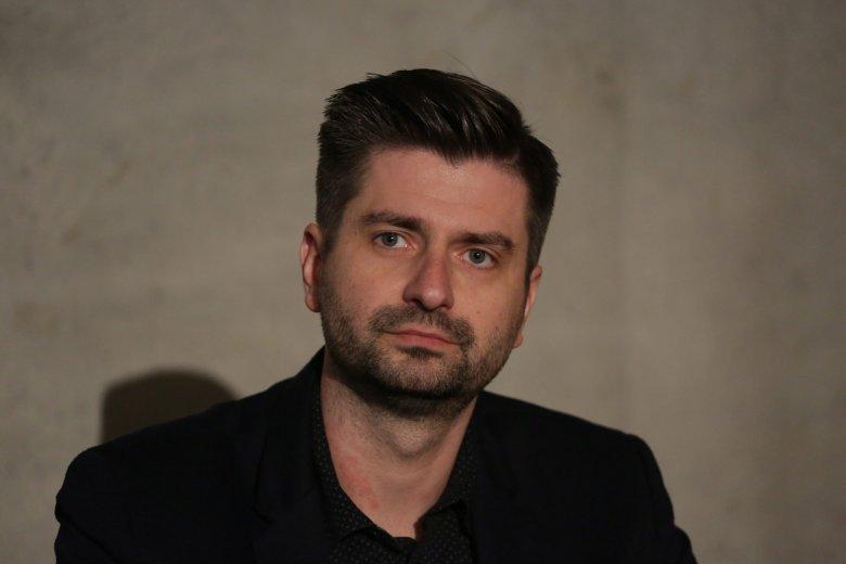 Krzysztof Śmiszek, doktor nauk prawnych, działacz na rzecz praw człowieka i praw mniejszości.