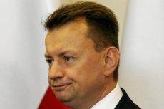 Mariusz Błaszczak odniósł się do samopodpalenia się mężczyzny pod Pałacem Kultury i Nauki.