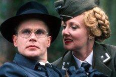 Herr Flick i Helga Geerhart to czarne charaktery okazane w krzywym zwierciadle.