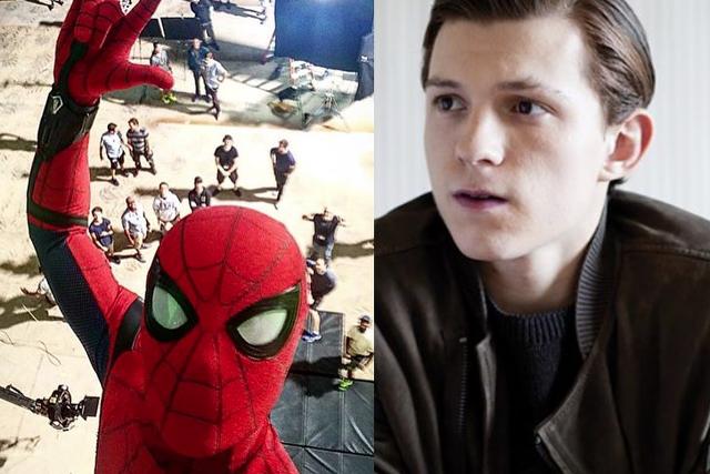 20-letni Tom Holland - Spider-Man na nowe czasy.
