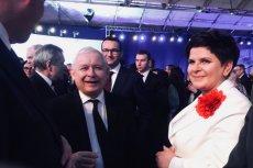 Dzień po konwencji PiS, Beata Szydło obchodziła 55 urodziny.